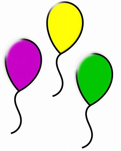 Balloons Clipart Microsoft Colored Balloon Cliparts Svg