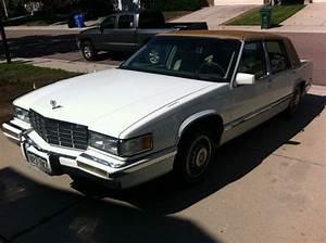 Sell Used 1992 Cadillac Deville Sedan 4