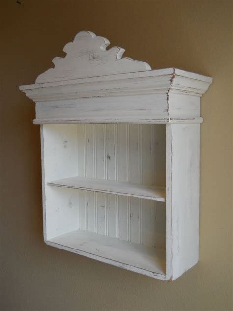 decorative wall curio cabinets custom order for michellegibbs4 shabby chic cabinet