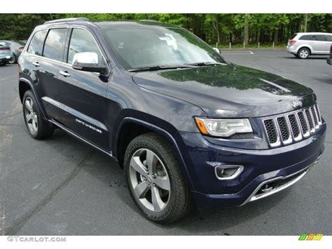 jeep cherokee blue 2014 jeep grand cherokee blue 200 interior and exterior