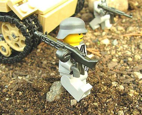 Brickarms Mg42 W/ammo Drum Black