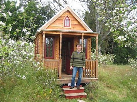 Tumbleweed Tiny Houses Tiny Romantic Cottage House Plan