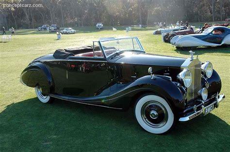 roll royce car 1950 1950 rolls royce silver wraith nicholas lawrence