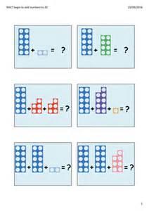 Addition Number Sentences Worksheets