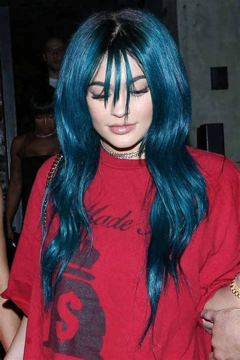 Kylie Jenner?s Hair Colors for 2017 ? Haircuts and