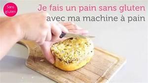 Recette Pain Sans Gluten Four : recette du pain sans gluten la machine pain farine ~ Melissatoandfro.com Idées de Décoration