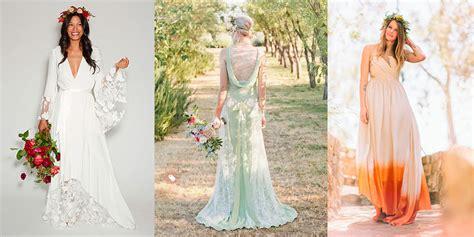 10 Unique Wedding Dresses For The Non-traditional Bride