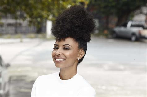 Hair Puff For Natural Hair A Simple Step By Step Tutorial
