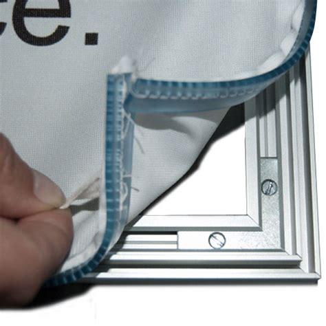 home design drawing single sided textile frame big 27mm efka led frames usa