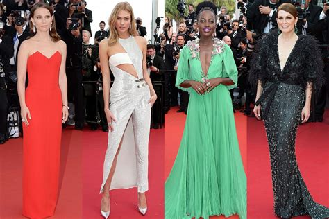 Cannes 2015 The Bestdressed Stars On The Film Festival's