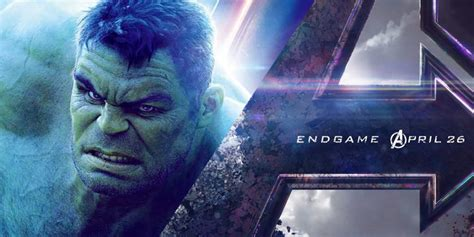 avengers endgame  confirm weird hulk theory