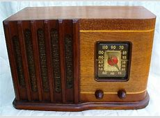 Antique Radio Repair & Restorations Restored Radios