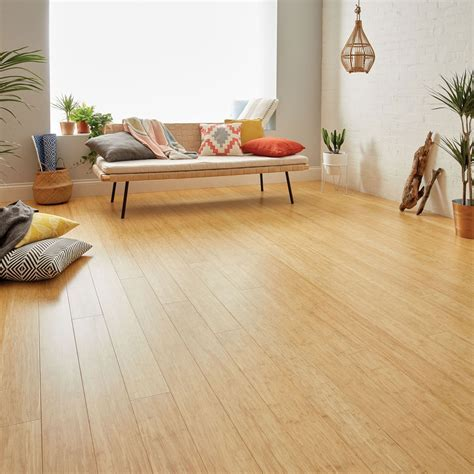 Oxwich Natural Strand Bamboo Flooring   Woodpecker Flooring