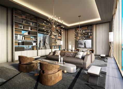 Jean Louis Deniot Designs New Tower In Miami