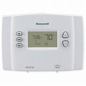 Honeywell Rth221b One Week Programmable Thermostat