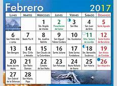 FE Y VIDA Santoral Febrero