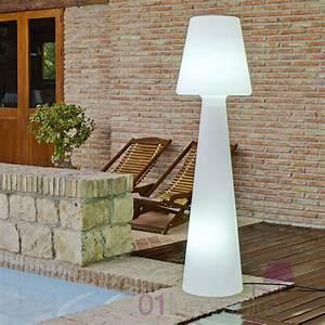 Lampe D Extérieur : lampadaire ext rieur casa light hauteur 165cm lampe ext rieur ~ Teatrodelosmanantiales.com Idées de Décoration