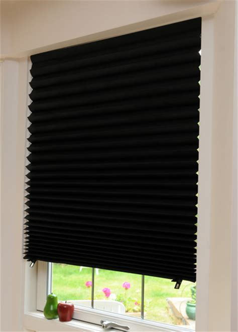 Paper Blinds by Temporary Blinds Black Blockout Photo I Seek Blinds
