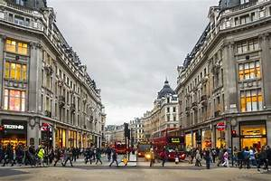 Iconic London Shopping Street Gets Latest Accessory