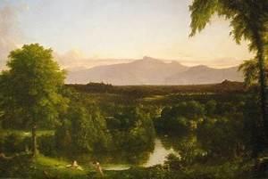 Blackburn Art History: Thomas Cole: View on the Catskill ...