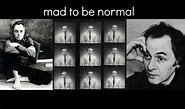 MAD TO BE NORMAL: new film in production now ...