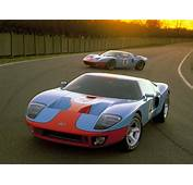 All Sports Cars Ford GT 40