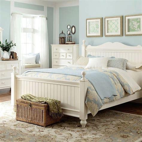 Beach Bedroom Furniture White