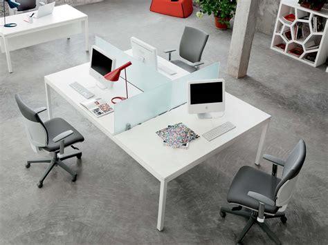 bureau deux personnes bureau bench 3 personnes link