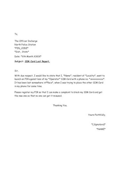 Writing a letter of complaint to a company - Dako Group