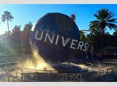 Universal Orlando Resort's Rides and Attractions