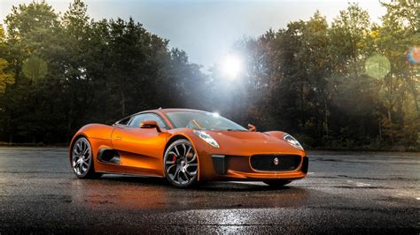 2015 Jaguar C X75 Wallpaper