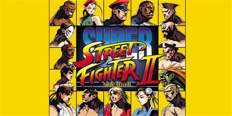 Super Street Fighter Ii Turbo Revival Game Boy Advance