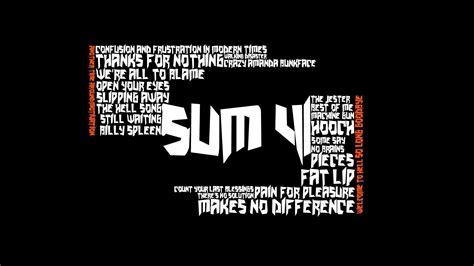 Sum 41 Wallpapers