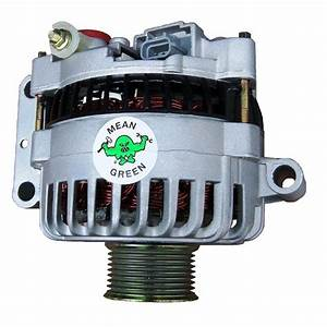 Mean Green High Output Alternator 7796