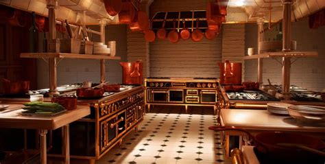 resultado de imagen de ratatouille pelicula cocina kitchen design kitchen beautiful kitchens