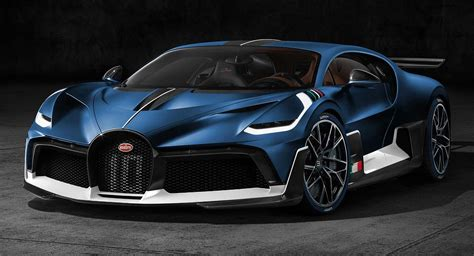 This place is an entire vibe!!! Bugatti Divo Would Look Spectacular In Just About Any Of These Liveries | Carscoops