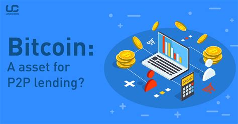 For people seeking to get a loan, crypto lending platforms are more secure than. Bitcoin: A currency for P2P lending? - Unocoin
