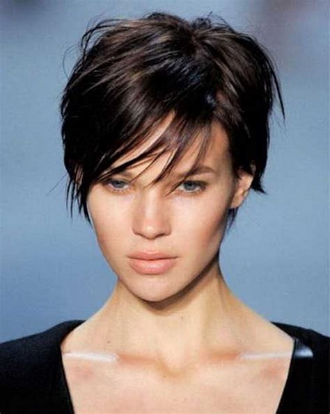 easy care short hairstyles hair style and color for woman