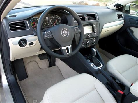 Interior Black Jetta Tdi