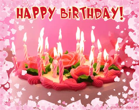 Birthday Wishes Animated Wallpaper - happy birthday free animated ecards