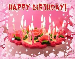 Happy Birthday Free Animated Ecards