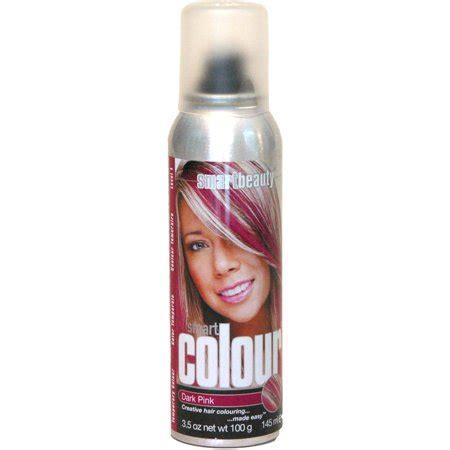 walmart temporary hair color pink temporary hair color spray walmart