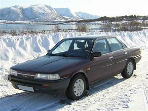 1987 Toyota Camry - Pictures