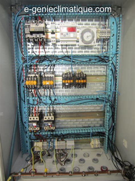 Armoire Electrique Industriel Cablage by Cablage Armoire Electrique Achat Electronique