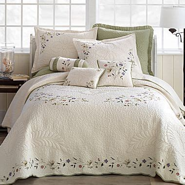 shabby chic bedding jcpenney marianna quilted bedspread jcp shabby chic pinterest