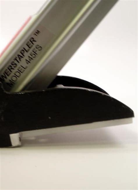 floor ls staples powernail model 445fs flooring stapler with 3mi white mallet l s each chicago hardwood flooring