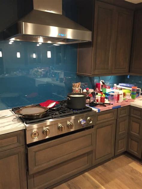 back painted glass kitchen backsplash help with hear back painted glass backsplash 7553