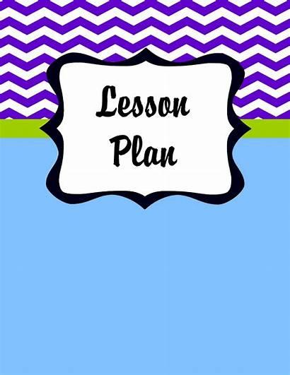 Planner Teacher Printable Dividers Pages Planning Binder