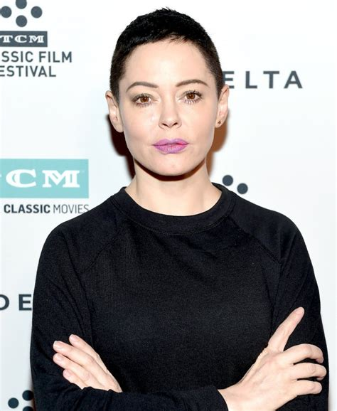 Why Was Rose McGowan's Account Temporarily Banned?