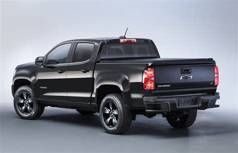 Check out the 2016 Chevrolet Colorado?s Midnight Edition